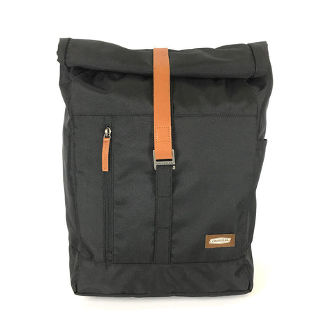 LAPTOP CASE LEATHER BLACK