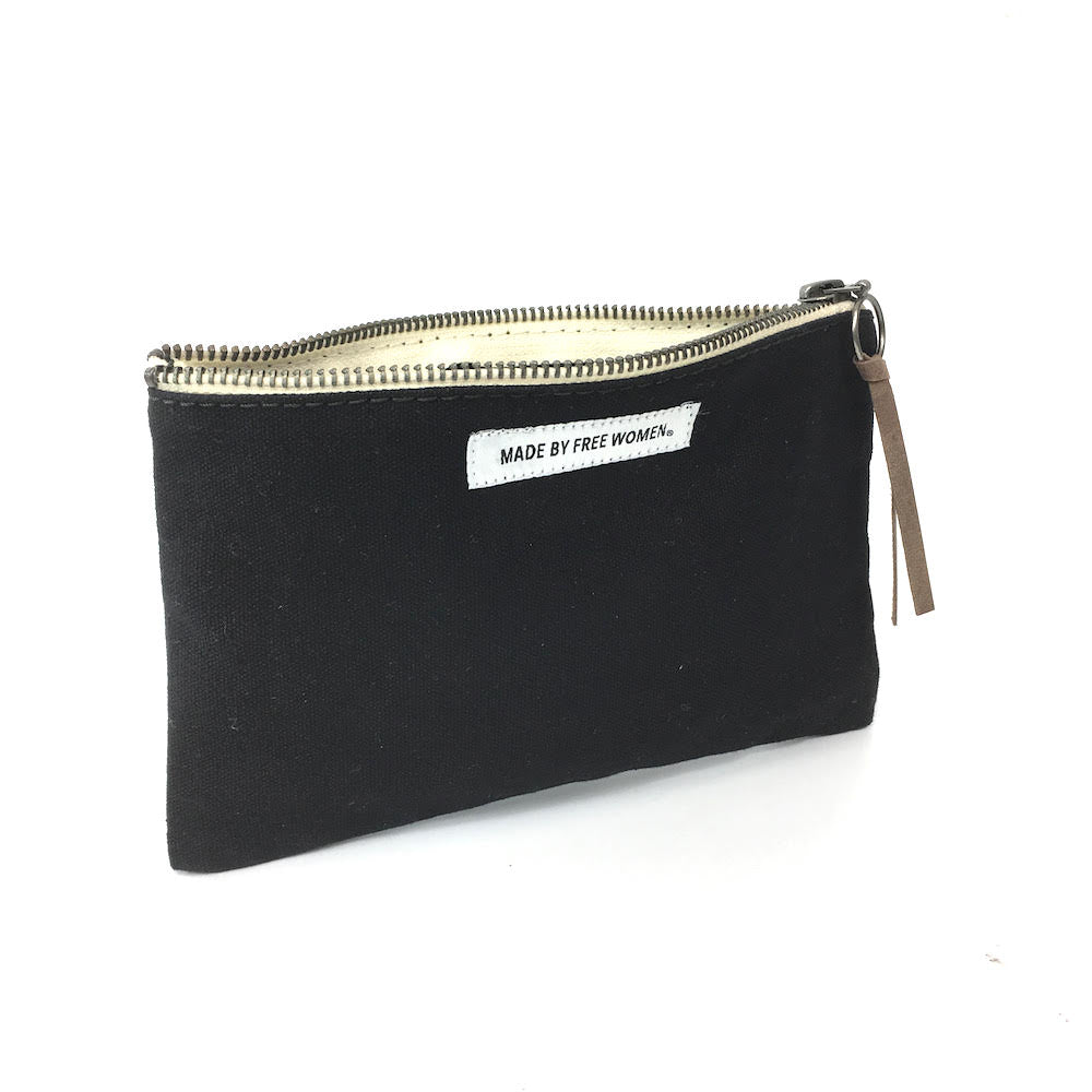 POUCH CHARCOAL
