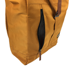 lightweight roll top backpack. best roll top backpack waterproof. canvas roll top bag. best roll top backpack. rolling backpacks. eco friendly roll top backpack. 100recycled backpack. socially responsible backpacks. backpacks made from recycled materials. sustainable travel bag.