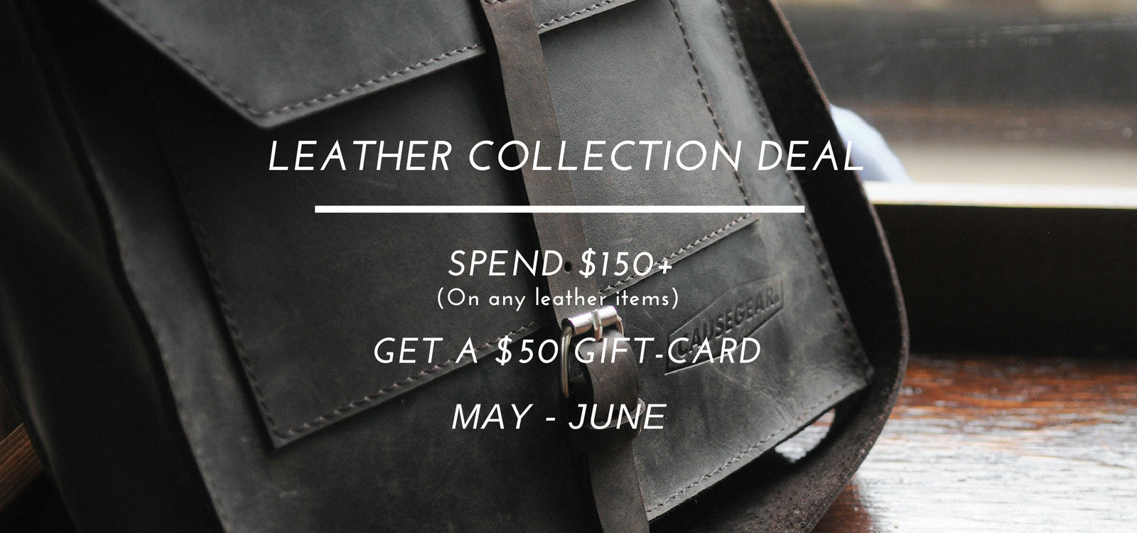 Leather Collection Sale