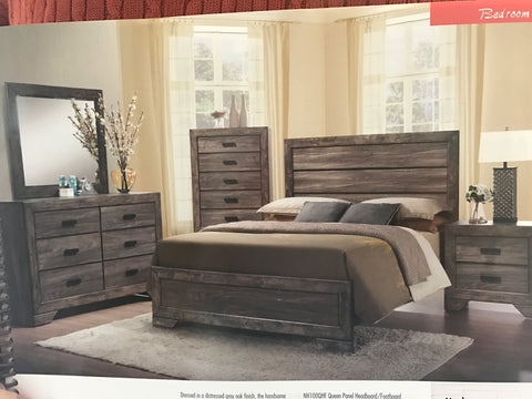 BF2314 Rustic Nathan Bedroom