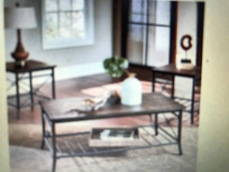 AWF28173 Coffee w/ end Tables