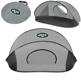 New York Jets 'Manta' Sun Shelter-Grey Digital Print