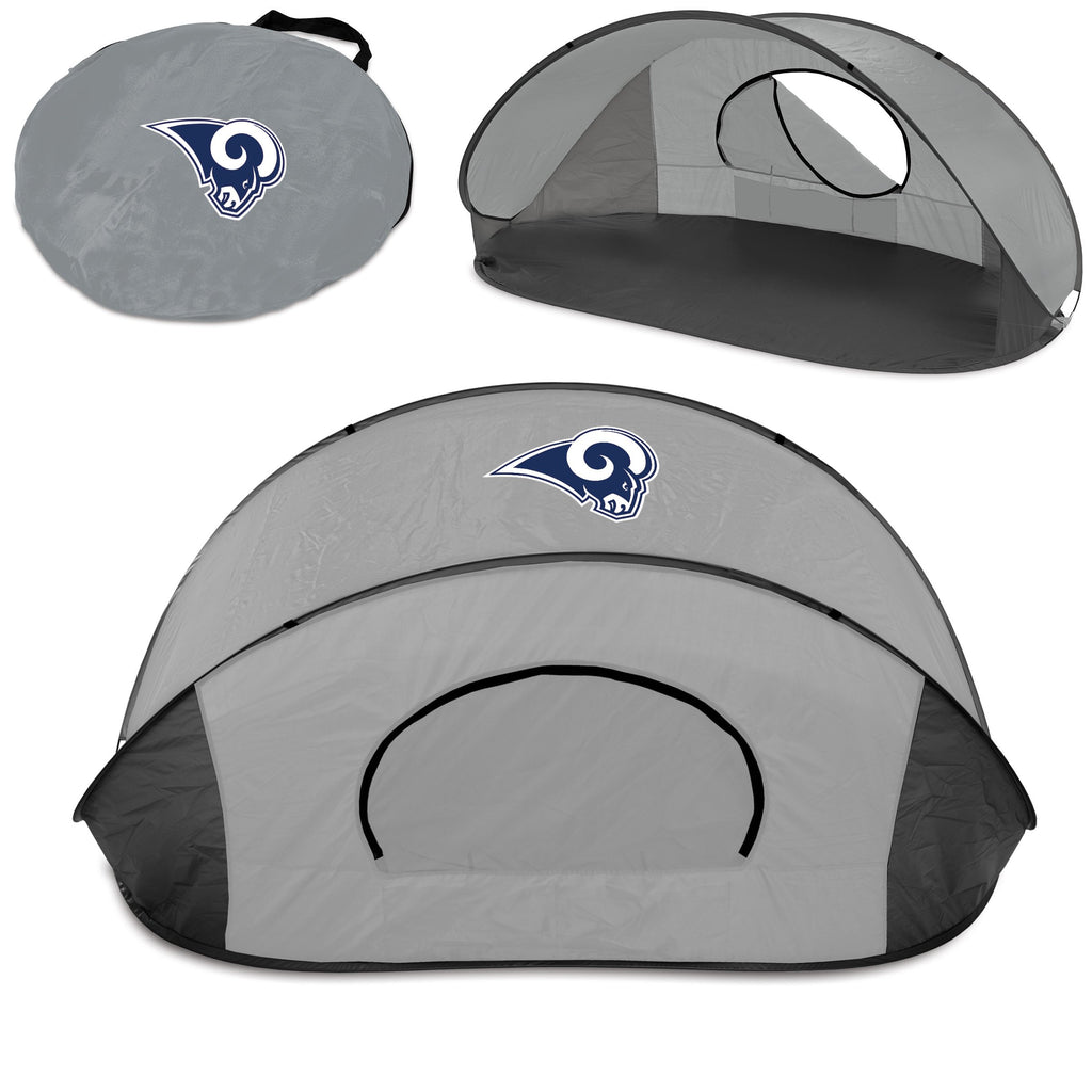 Los Angeles Rams 'Manta' Sun Shelter-Grey Digital Print