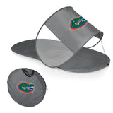 Florida Gators Personal Sun Shelter-Silver Digital Print