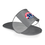 Washington Wizards Personal Sun Shelter-Silver Digital Print