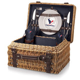 Houston Texans 'Champion' Picnic Basket