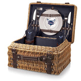 Charlotte Hornets 'Champion' Picnic Basket-Navy Sublimation