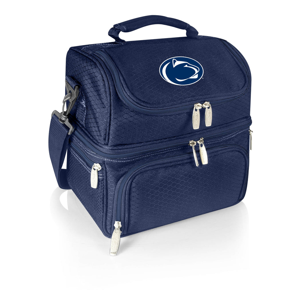 Penn State Nittany Lions 'Pranzo' Lunch Tote-Navy Digital Print