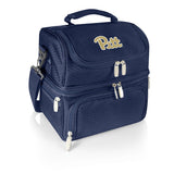 Pittsburgh Panthers 'Pranzo' Lunch Tote-Navy Digital Print