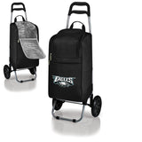 Philadelphia Eagles Cart Cooler with Trolley-Black Digital Print