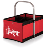 Nebraska Cornhuskers 'Urban Basket' Collapsible Tote