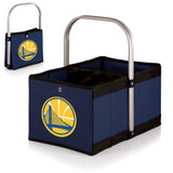 Golden State Warriors 'Urban Basket' Collapsible Tote-Navy Digital Print