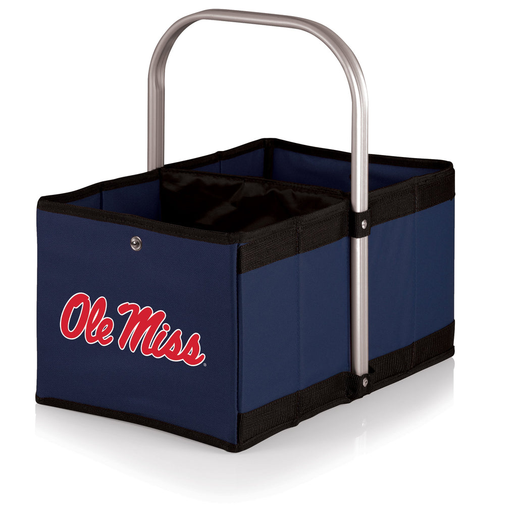 Ole Miss Rebels 'Urban Basket' Collapsible Tote