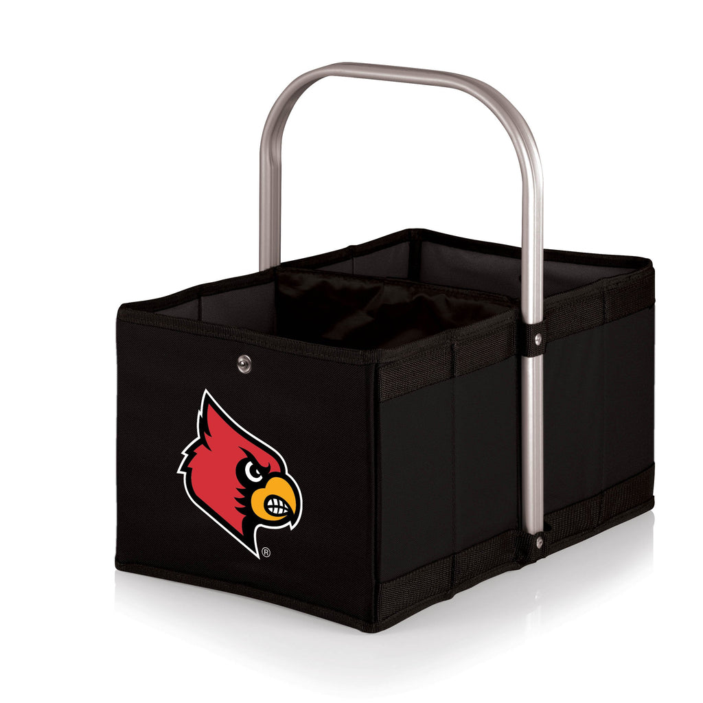 Louisville Cardinals 'Urban Basket' Collapsible Tote