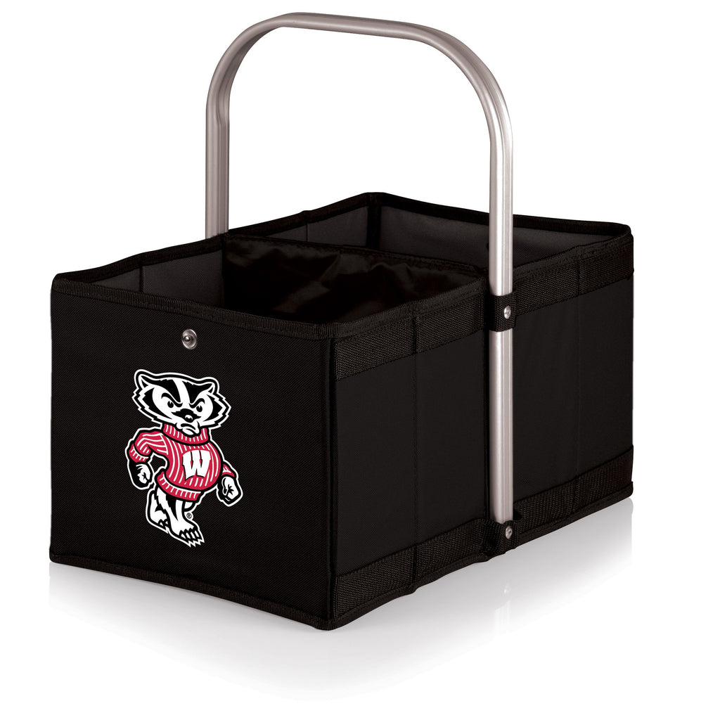 Wisconsin Badgers 'Urban Basket' Collapsible Tote