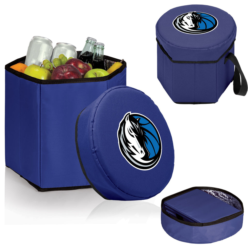 Dallas Mavericks 'Bongo' Cooler & Seat-Navy Digital Print