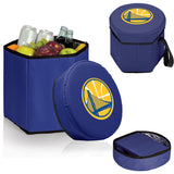 Golden State Warriors 'Bongo' Cooler & Seat-Navy Digital Print