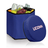 Uconn Huskies 'Bongo' Cooler & Seat-Navy Digital Print