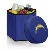 Los Angeles Chargers 'Bongo' Cooler & Seat-Navy Digital Print