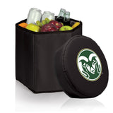 Colorado State Rams 'Bongo' Cooler & Seat-Black Digital Print