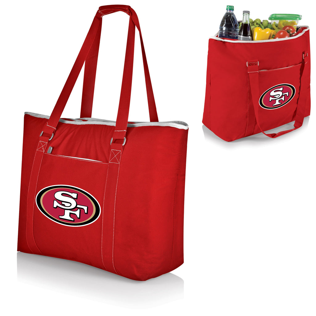 San Francisco 49ers 'Tahoe' XL Cooler Tote