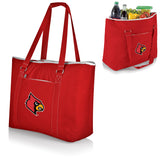 Louisville Cardinals 'Tahoe' XL Cooler Tote-Red Digital Print