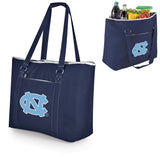 North Carolina Tar Heels 'Tahoe' XL Cooler Tote-Navy Digital Print