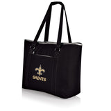 New Orleans Saints 'Tahoe' XL Cooler Tote-Black Digital Print