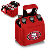 San Francisco 49ers 'Six Pack' Beverage Carrier