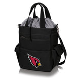 Arizona Cardinals 'Activo' Cooler Tote-Black Digital Print