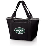 New York Jets 'Topanga' Cooler Tote-Black Digital Print