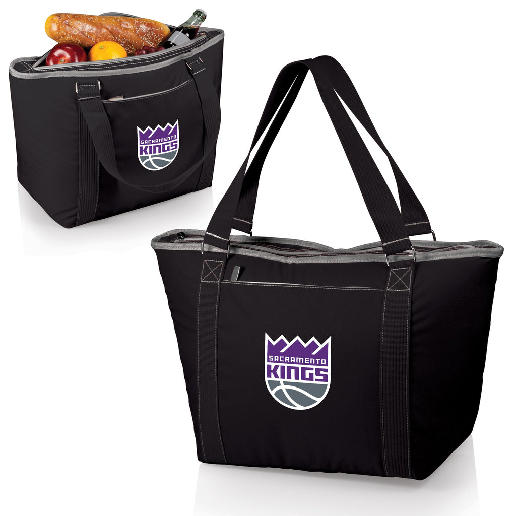 Sacramento Kings 'Topanga' Cooler Tote-Black Digital Print