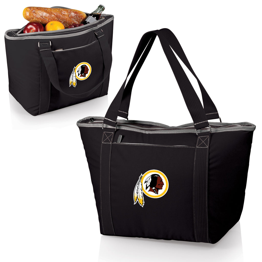 Washington Redskins 'Topanga' Cooler Tote-Black Digital Print