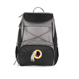 Washington Redskins 'PTX' Cooler Backpack-Black Digital Print