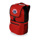 Washington Wizards 'Zuma' Cooler Backpack-Red Digital Print