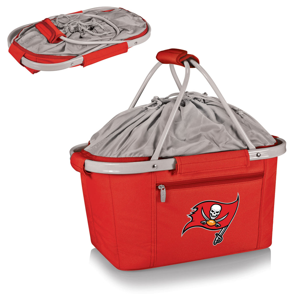 Tampa Bay Buccaneers 'Metro Basket' Collapsible Cooler Tote