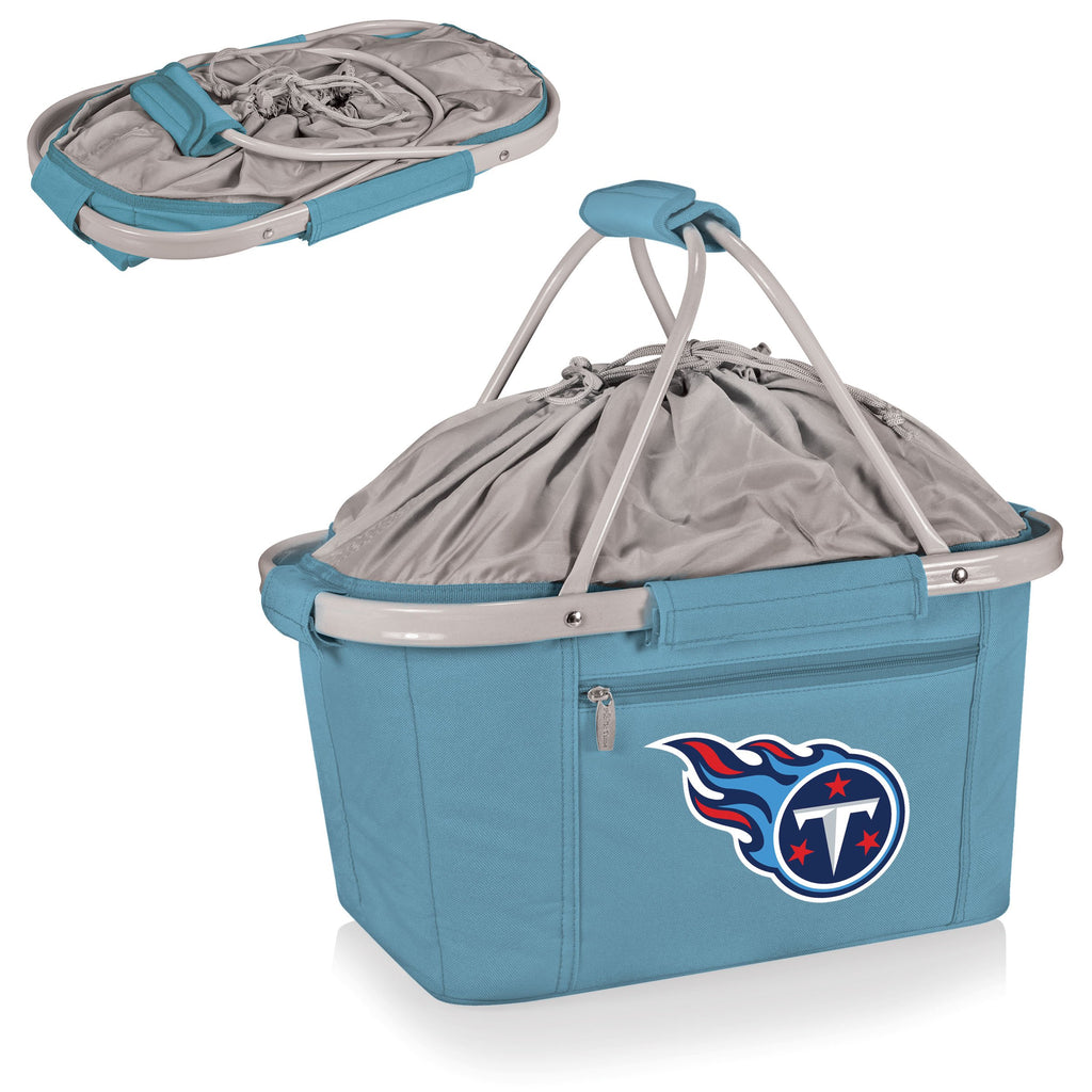 Tennessee Titans 'Metro Basket' Collapsible Cooler Tote