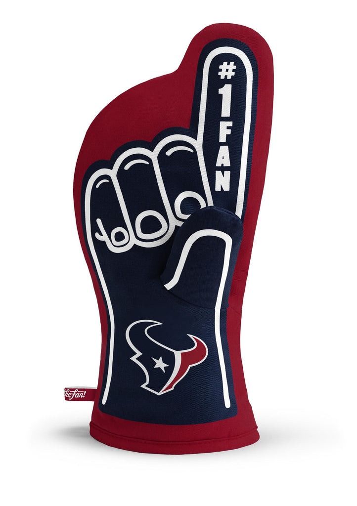 Houston Texans #1 Oven Mitt