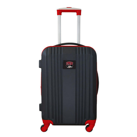 UNLV Rebels Luggage Carry-on 21in Hardcase two-tone Spinner 100% ABS-RED