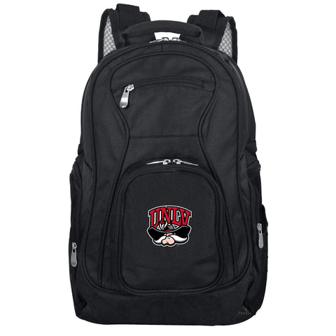 UNLV Rebels Backpack Laptop-BLACK