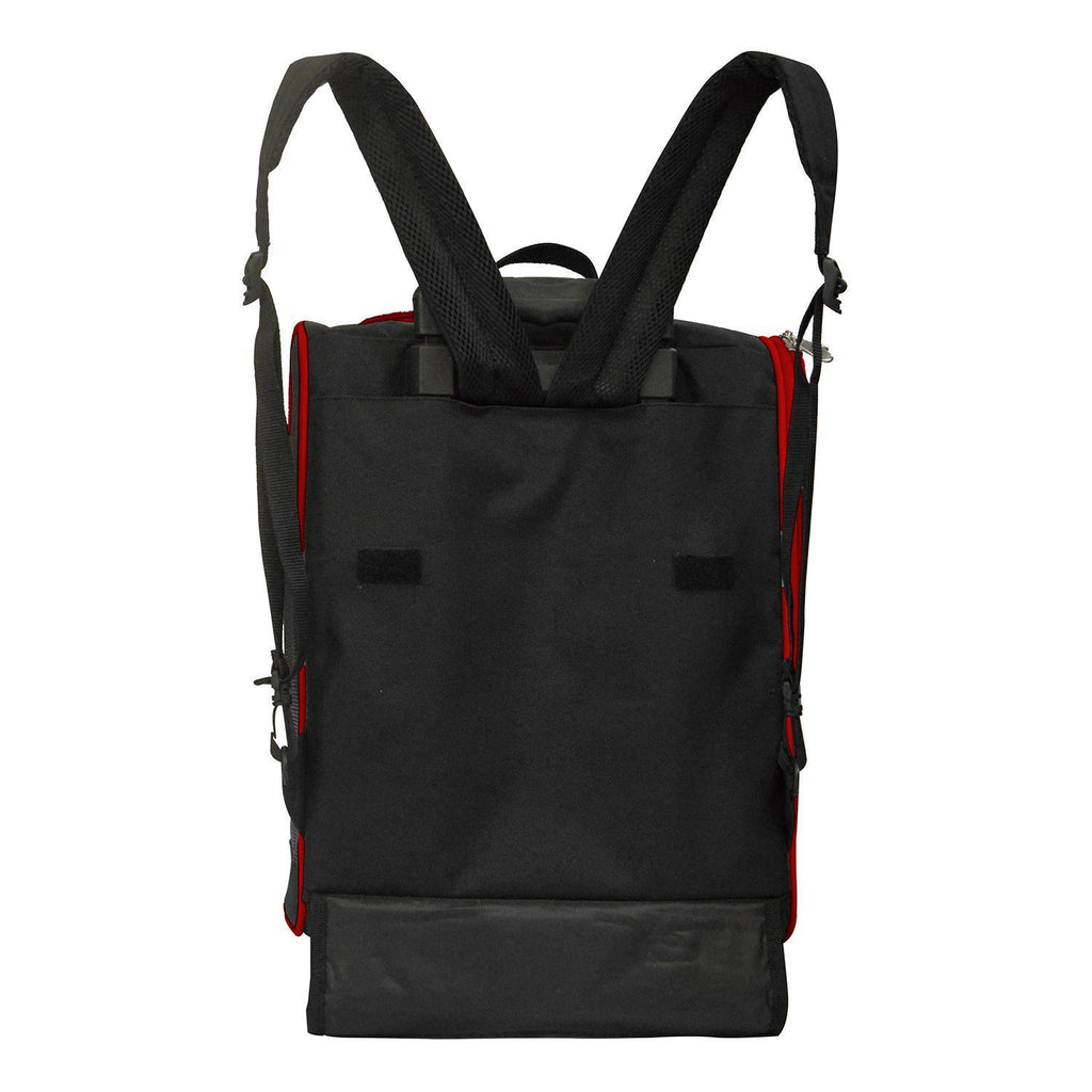 UNLV Rebels Pet Carrier Premium bag with wheels -RED