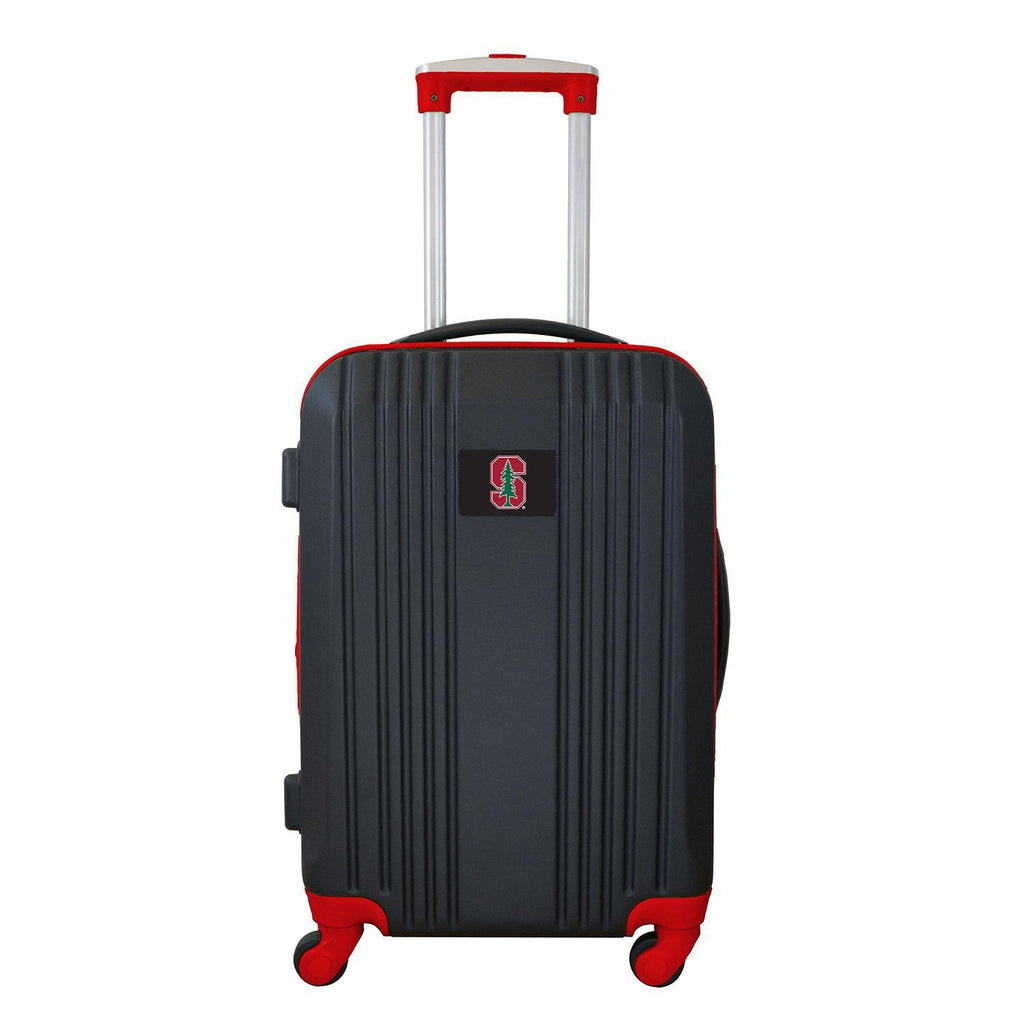 Stanford Cardinal Luggage Carry-on 21in Hardcase two-tone Spinner 100% ABS-RED