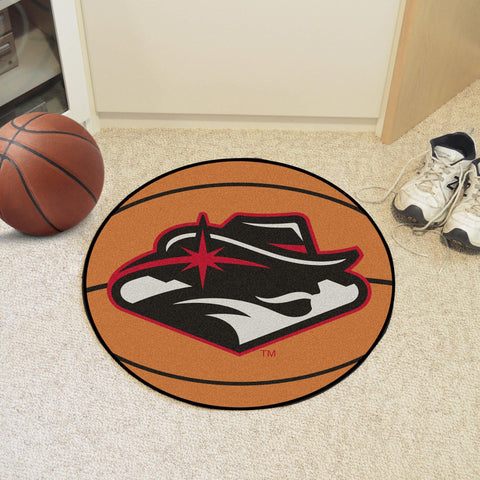"UNLV Basketball Mat 27"" diameter"