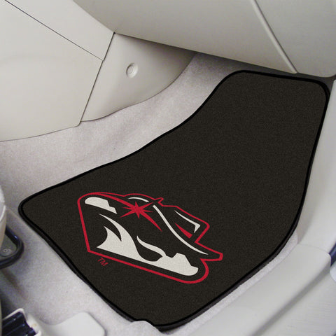 "UNLV 2-pc Carpeted Car Mats 17""x27"""