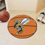 "Montana State - Billings Basketball Mat 27"" diameter"