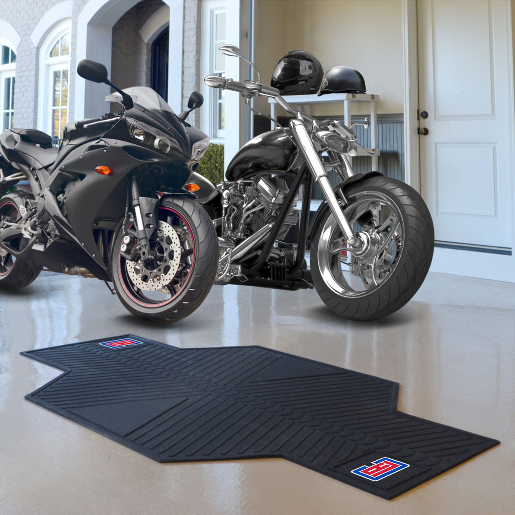 "NBA - Los Angeles Clippers Motorcycle Mat 82.5""x42"""