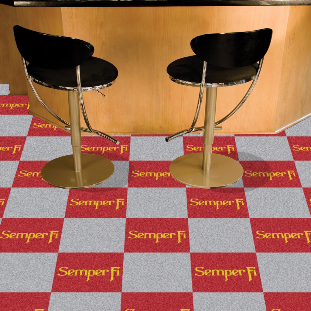 Marines Carpet