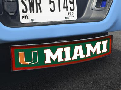 "Miami Light Up Hitch Cover 21""x9.5""x4"""