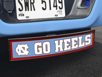 "UNC - Chapel Hill Go Heels Light Up Hitch Cover 21""x9.5""x4"""
